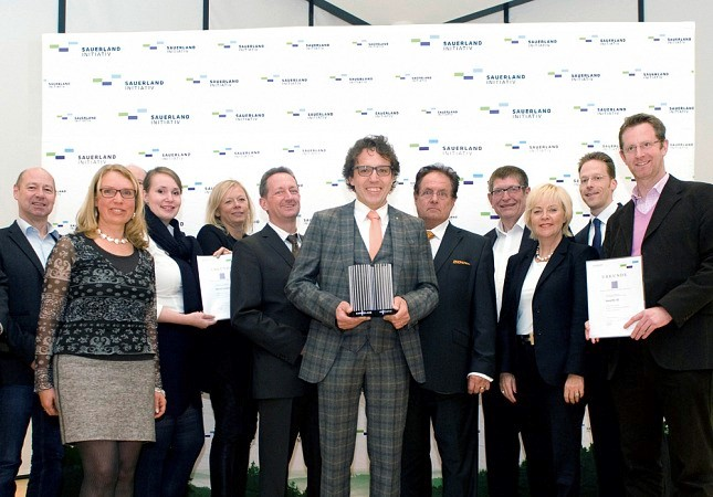 Innovationspreis Sauerland 2014