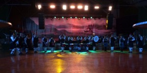 1st Sauerland Pipes and Drums. (Foto: Kückelhaus)
