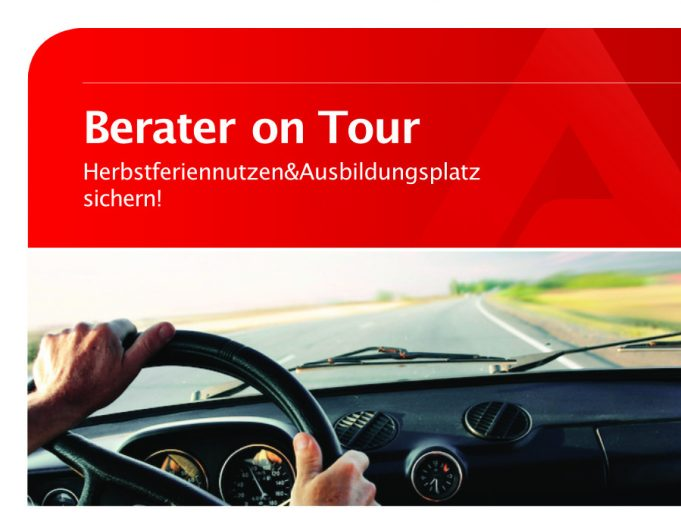 Berufsberater on Tour